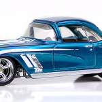 Hot Wheels 62 Corvette