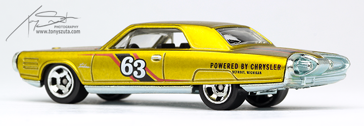 Hot Wheels '63 Chrysler Turbine