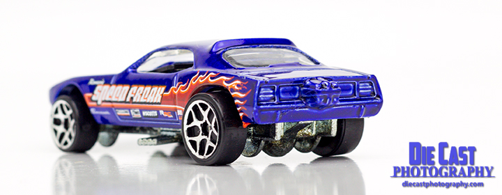 Hot Wheels Plymouth Barracuda Funny Car