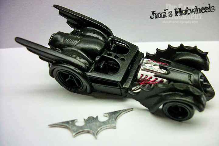 Bat Rod - Custom Diecast