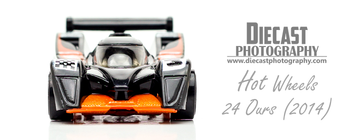 Hot Wheels 24 Ours - 2014