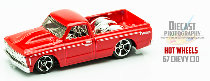 Hot Wheels 67 Chevy C10