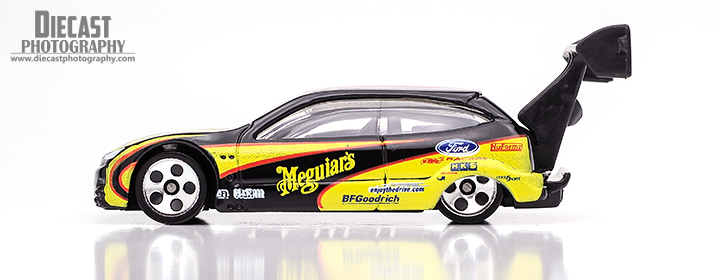 Hot Wheels Ford Focus