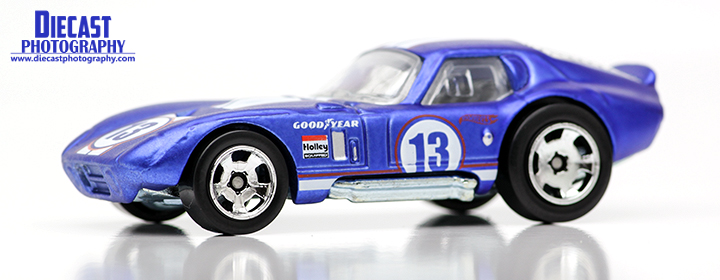 Hot Wheels Shelby Cobra Daytona Coupe