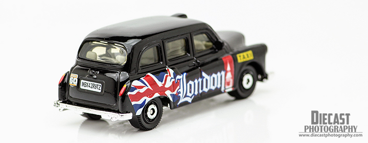 Matchbox Austin FX London Taxi