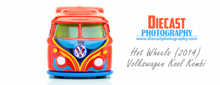 Hot Wheels Kool Kombi Red - Blog Header
