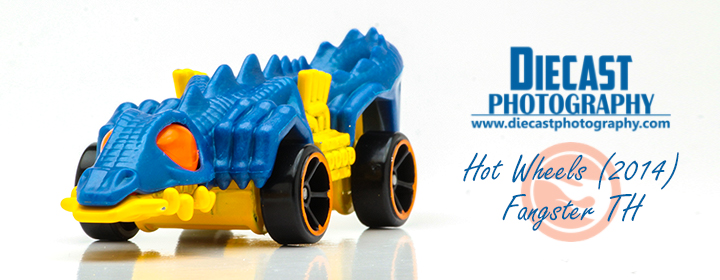 Hot Wheels Fangster Treasure Hunt - Blog Header