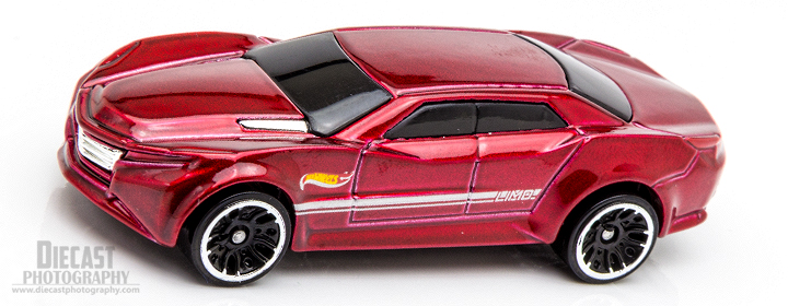2014 Hot Wheels Ryura - Side Angle
